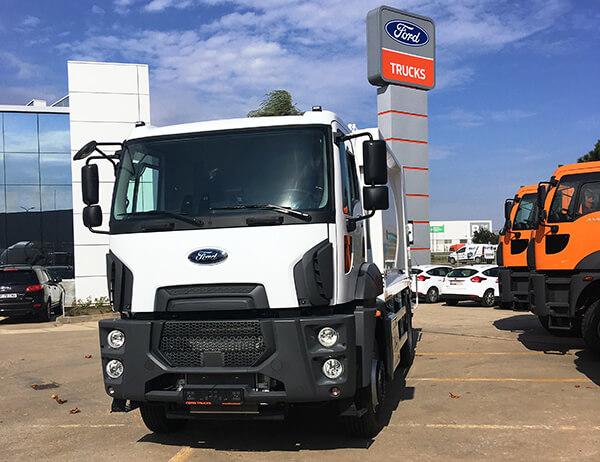 Ford Trucks se impune pe piața Vehiculelor Municipale - 1