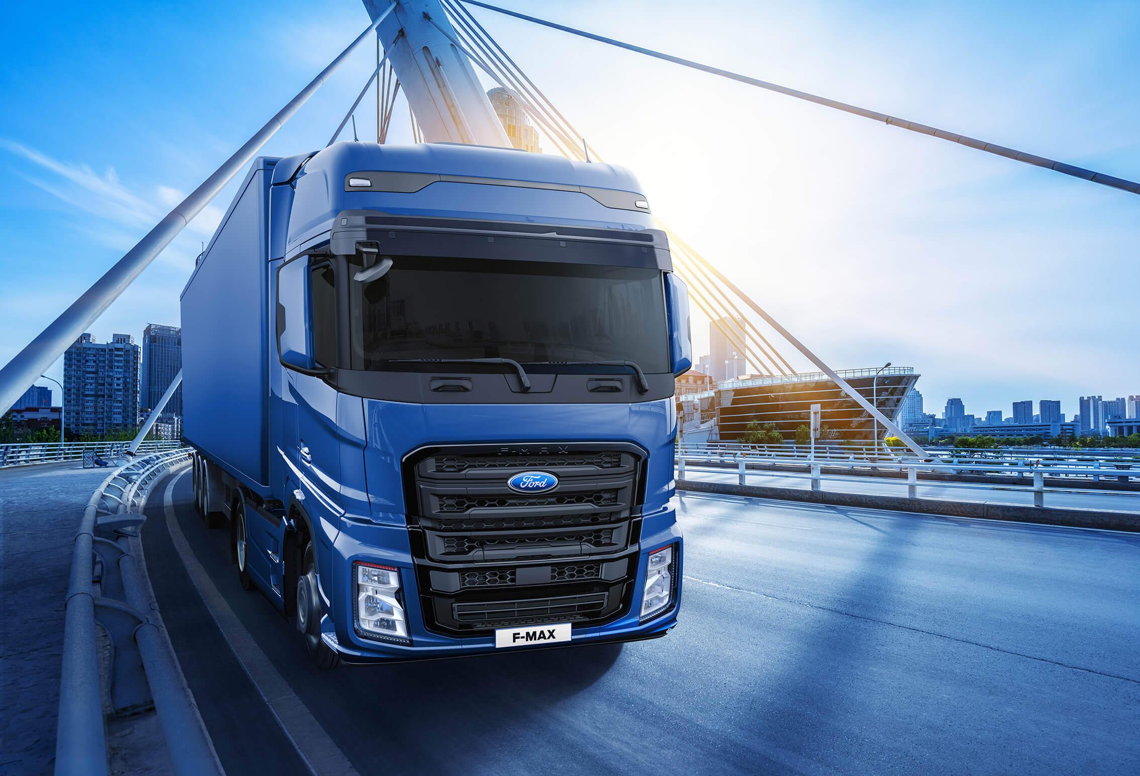 Lansarea Noului AutoTractor Ford Trucks Câștigătorul International Truck of the Year 2019 (ITOY) Ford Trucks F-MAX - Confort, Putere, Eficiență și Tehnologie de Ultimă Oră