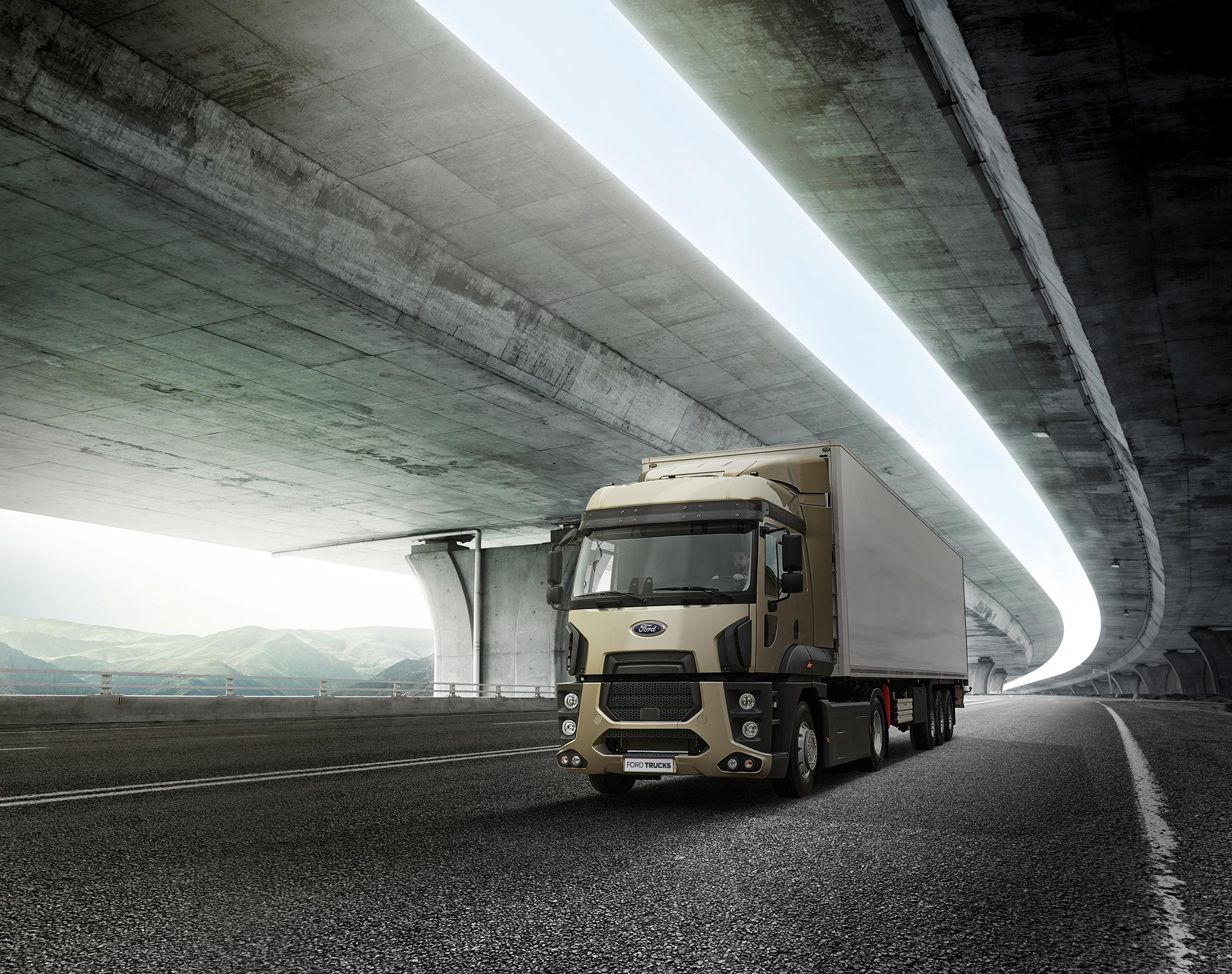 Ford Trucks – Calitatea înseamnă creșterea eficienței - 1
