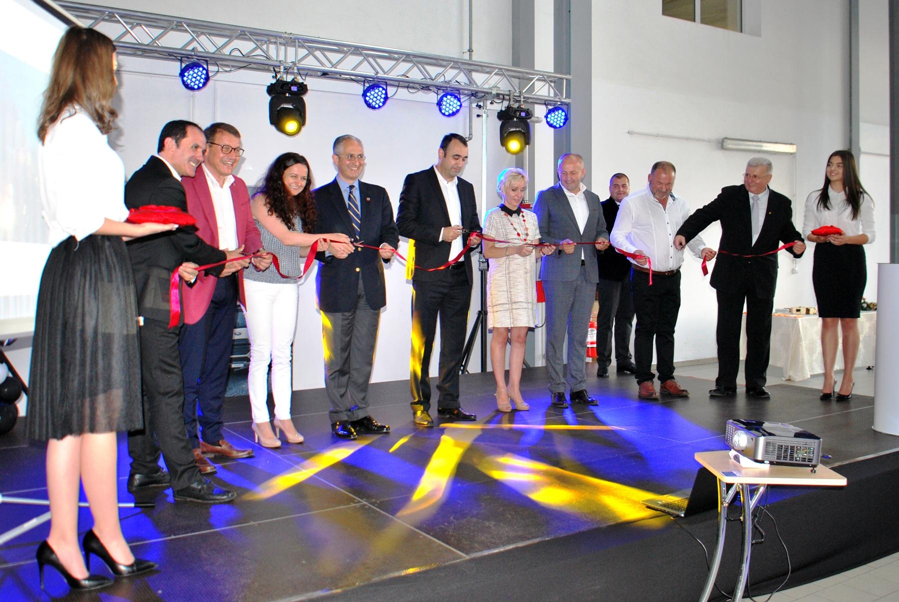 ATP Exodus – noul partener Cefin Trucks  în rețeaua de distribuție Ford Trucks în România