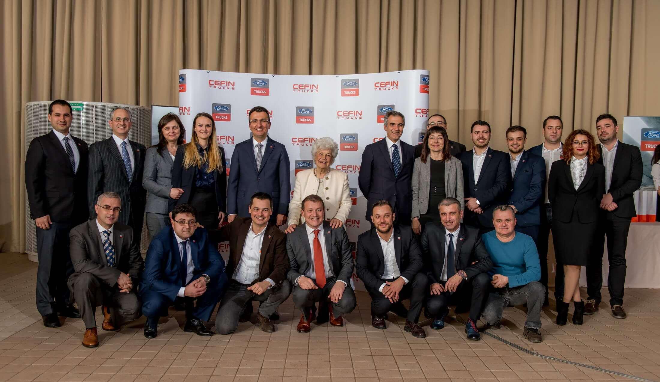 Ford Trucks - un an în România, 4,5 milioane de euro investiți - 1