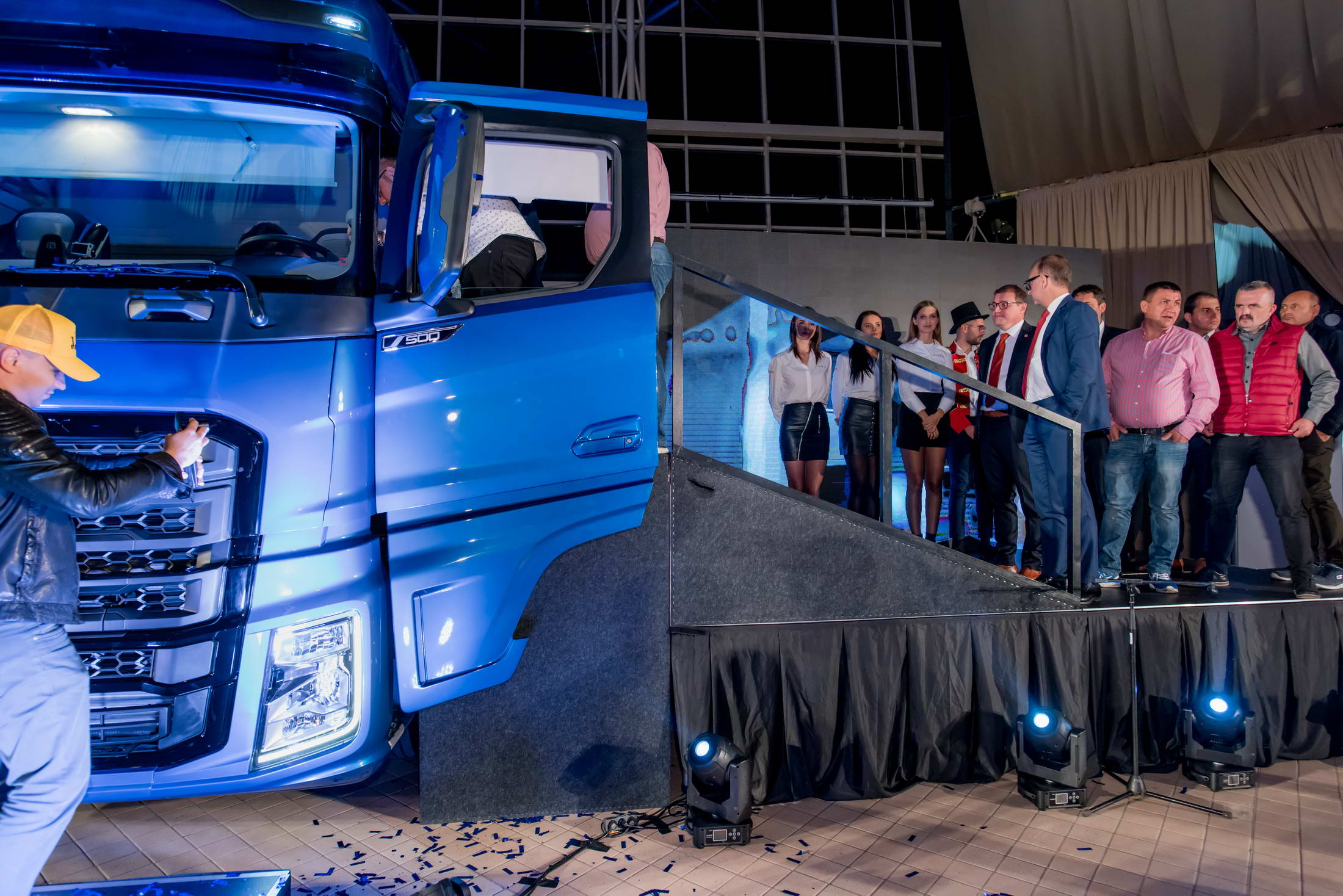 Ford Trucks lansează F-MAX în România - 1