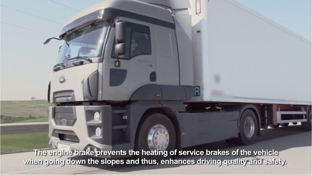 Ford Trucks - Tehnologie si siguranta - CAMIOANE TRANSPORT REGIONAL - 2