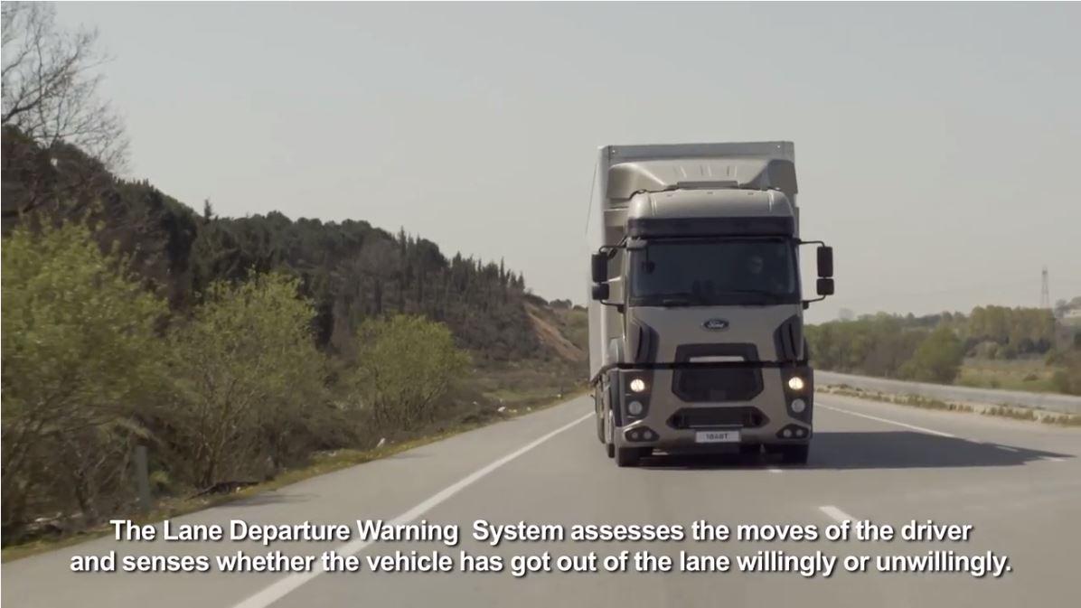 Ford Trucks - Tehnologie si siguranta - CAMIOANE TRANSPORT REGIONAL - 1