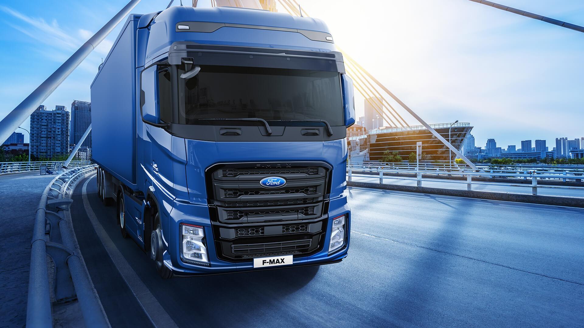 F-MAX - Camioane transport international | Ford-Trucks