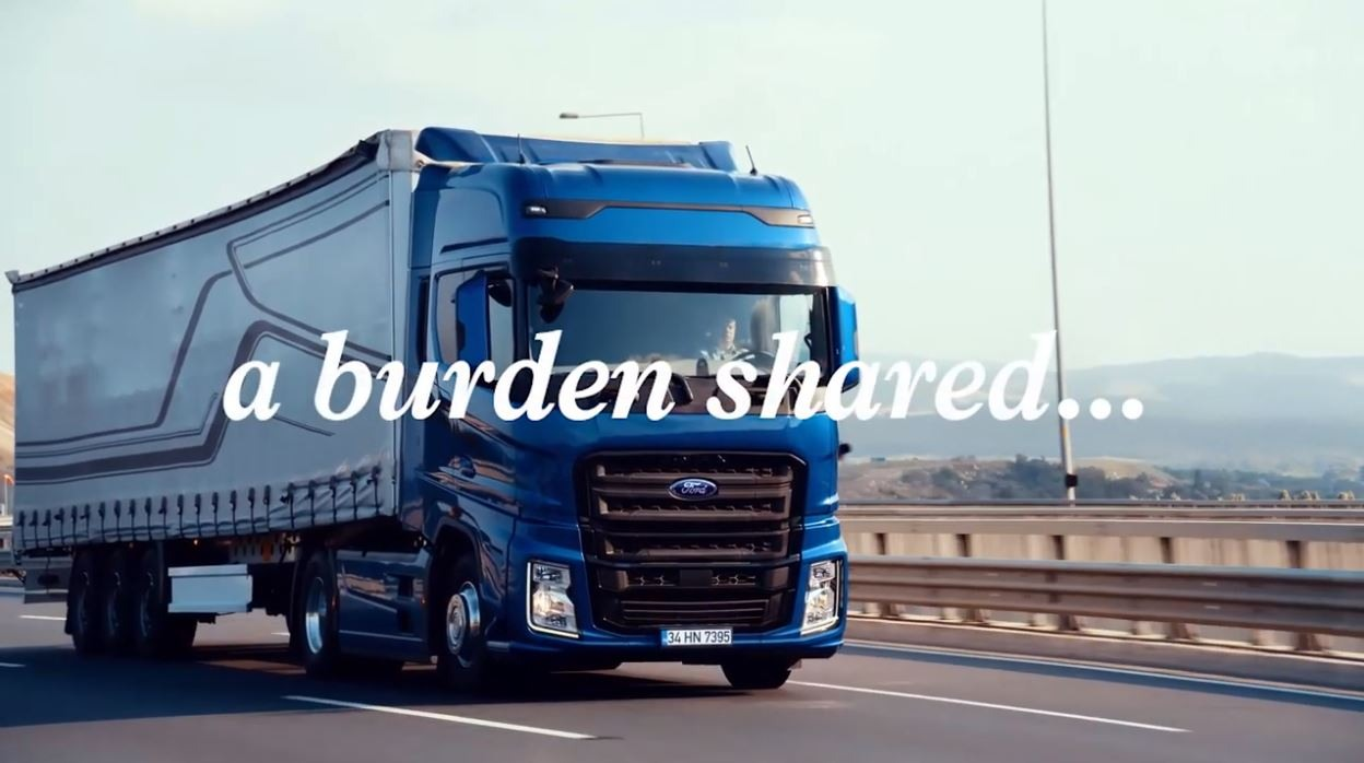 VIDEO - Ford Trucks - Together Sharing the Load - Martie 2020