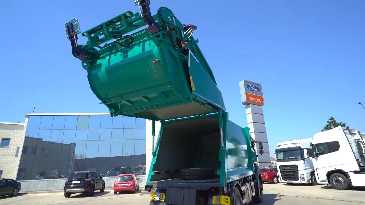 TESTIMONIAL VIDEO - Salubritate Craiova - Ford Trucks - Impreuna mergem mai departe