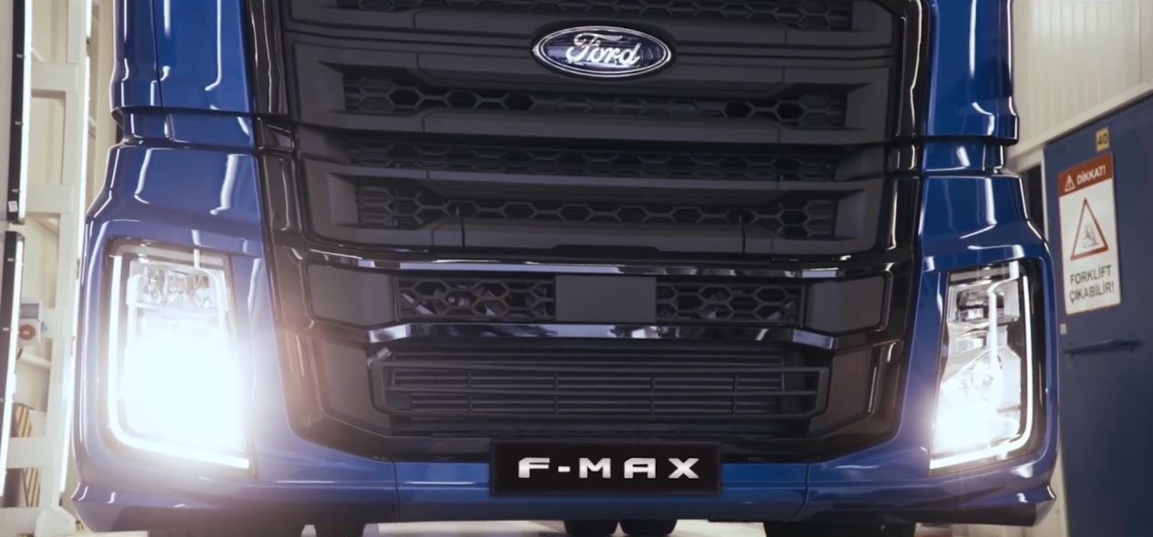 VIDEO - F-MAX - International Truck of the year 2019 - Octombrie 2019
